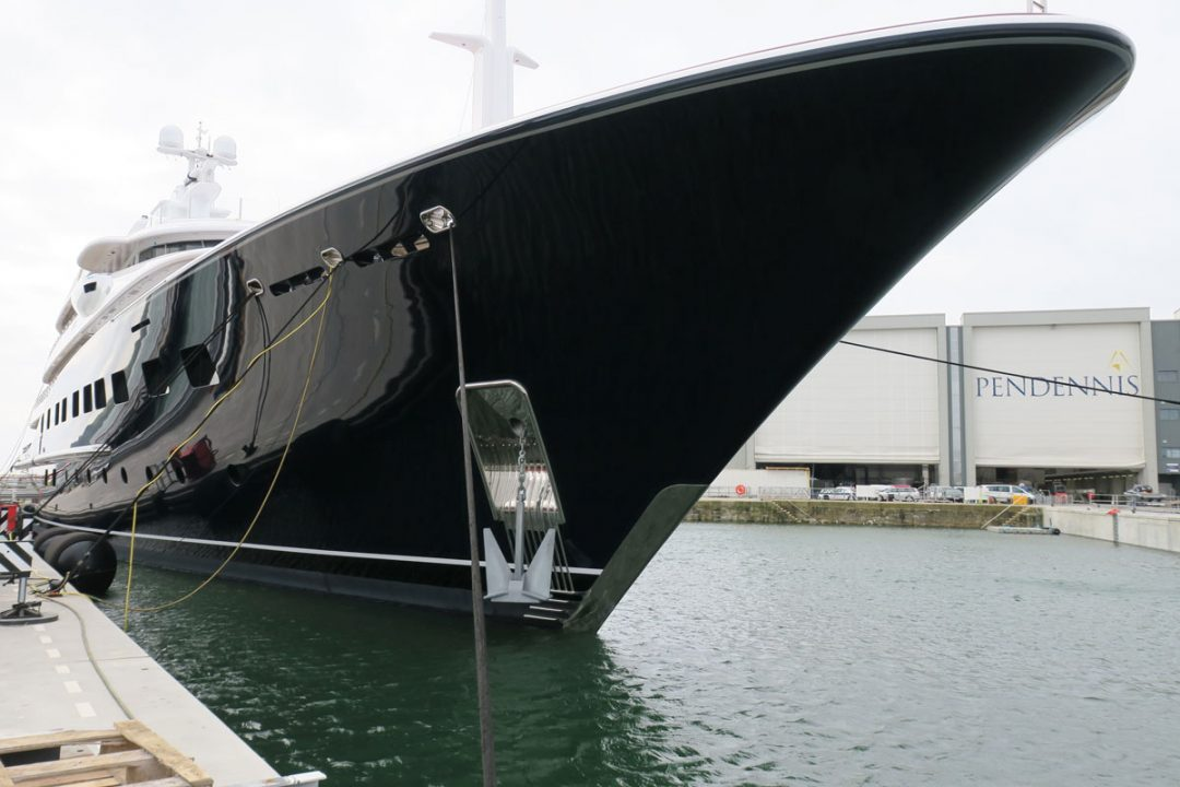 CCS Yacht Coating Services
